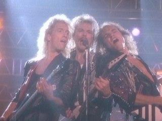 Scorpions - Rhythm Of Love