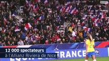France-Brésil Féminine, 3-1 : premier bilan I FFF 2018
