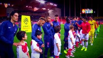 AS Monaco 0-4 PSG, le film du match