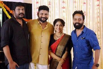 Malayalam Actress Srinda Marriage