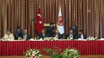 Yıldırım: 'Pakistan-Türkiye arasındaki işbirliği hükümetlerin değişmesiyle değişecek bir işbirliği değildir' - TBMM