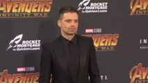 Sebastian Stan got fake tattoo of his mother for movie role