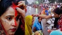 Chhath Puja: छठ पूजा पर औरतें क्यों लगाती हैं लम्बा पीला सिन्दूर, जानें, Sindoor on Chhath | Boldsky