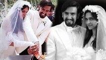 Deepika Padukone Starts Wedding Celebrations with Family Puja | Filmibeat Telugu