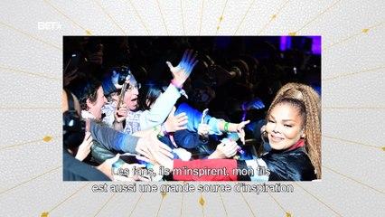 Black Girls Rock : Tapis Rouge et Interview de Janet Jackson