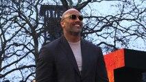 Dwayne Johnson rend hommage aux militaires américains