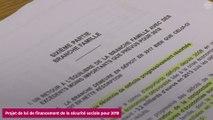 [Question sur] Le projet de loi de financement de la sécurité sociale pour 2019