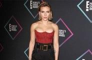 Scarlett Johansson dedicates award to Armed Forces