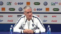 "Deschamps : ""Kimpembe a une marge de progression importante"""