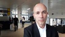 Jérôme Gannat présente le projet de nouvelle équipe  Groupama-FDJ, basée à Besançon