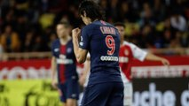 Monaco - Paris Saint-Germain: Inside