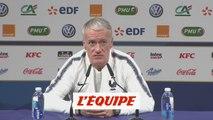Deschamps «Inacceptable et intolérable» - Foot - Football Leaks