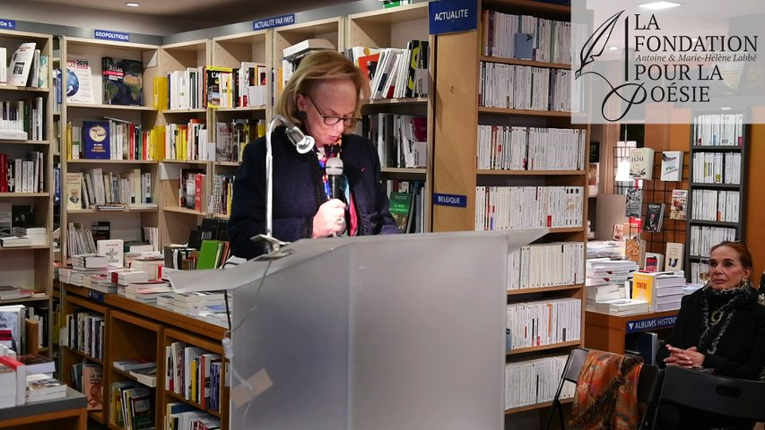 Remise du Prix du premier recueil de poèmes 2018
