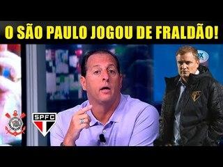 """""""O SÃO PAULO PASSOU VERGONHA EM ITAQUERA, TIME COVARDE""""   FSR 12/11/2018"""