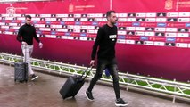 Eng Sub: Spain gather for training camp ahead of Croatia meeting in UEFA Nations League