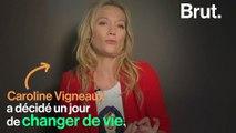D'avocate à humoriste, Caroline Vigneaux raconte son changement de vie