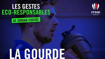LA GOURDE| Les gestes Eco-responsables de Jordan Corvée