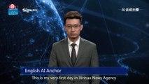 Cina, il clone virtuale del giornalista  conduce il Tg | Notizie.it