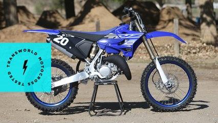 2019 Yamaha YZ125 | Technical Briefing