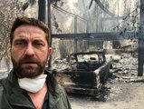 Gerard Butler, Miley Cyrus and Other Celebs Lose Homes in Wildfires
