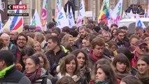 Éducation : 10% de grévistes selon le ministère, mobilisation bien plus forte selon les syndicats