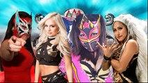 Faby Apache (c) vs. Keyra vs. Scarlett Bordeaux vs. Star Fire AAA Reina de Reinas Title Four Way Match AAA Heroes Inmortales XII