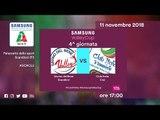 Scandicci - Club Italia | Speciale | 4^ Giornata | Samsung Volley Cup 2018/19
