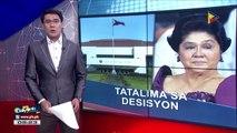 Kamara, tatalima sa desisyon ng Sandiganbayan vs Rep. Marcos