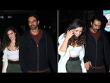Arjun Rampal Goes On A Dinner Date With Rumoured Girlfriend Gabriella, See Pics