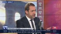 """Six attentats ont été déjoués depuis le début de l'année: pour Castaner, la menace terroriste reste """"élevée"""" en France"""