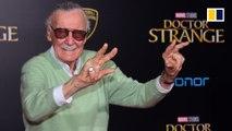 Marvel Comics creator Stan Lee dies
