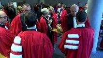 Cérémonie de rentrée solennelle de la Faculté de Droit et Science Politique - 4 octobre 2018 - amphithéâtre Michel Despax