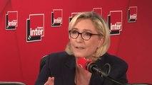 """Marine Le Pen : """"La France et les Français ont le droit de décider par eux-mêmes et d'être eux-mêmes."""""""