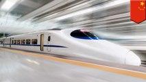 Kereta Super Cepat: Cina akan buat kereta mirip Hyperloop - TomoNews