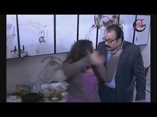 إهانة عباس ل ملك -مسلسل أيام الدراسة ـ الموسم 2 ـ الحلقة 10