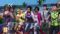 Les Sims 4 Heure de gloire : bande-annonce