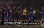 Bual Bola: Malaysia Fans League (MFL) - My Man Utd vs M'sia Real Madrid Supporters Club