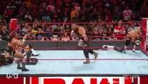 braun strowman attacks wwe superstars wwe monday night raw 12 november 2018