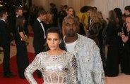 Kim Kardashian West says Kanye West smells like money