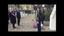 L'hommage aux victimes des attentats du 13 novembre