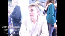 Chandler Massey Interview - Days of our Lives - Day of Days Event
