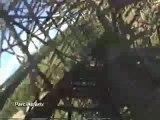 TONNERRE DE ZEUS montagne russe looping roller coaster Bucle