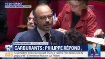 """Edouard Philippe l'assure, """"le gouvernement entend la colère formulée par les Français"""""""