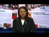 RTG/Commémoration de l'Armistice au centre culturel français du Gabon présidée par l'ambassadeur de France au Gabon