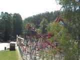 WILDTRAIN montagne russe looping roller coaster