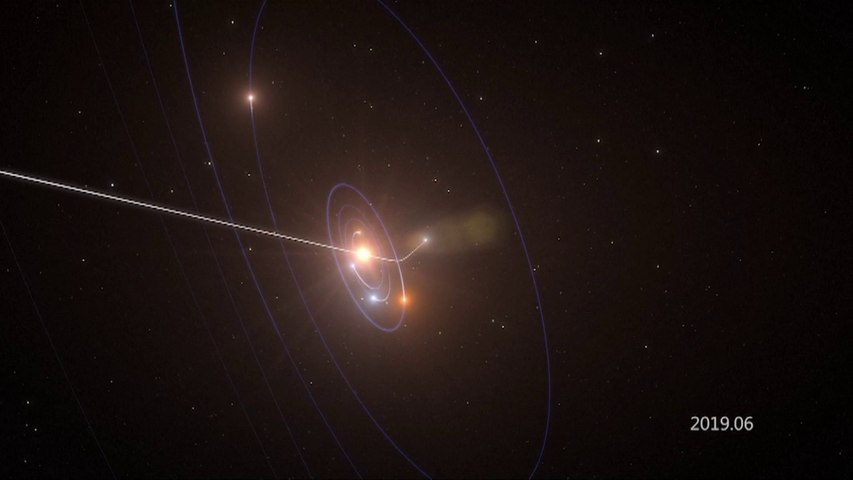 Oumuamua et les extra terrestres - L'édito Carré