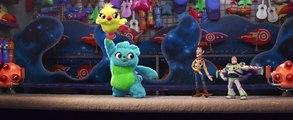 Toy Story 4 - Nuevo teaser tráiler con los personajes Ducky y Bunny