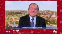 """Le message de Jean-Pierre Pernaut """"très très heureux"""" pour son retour au JT après son cancer"""
