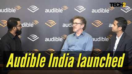 Audible audio books platform launched at Rs 199 per month with a