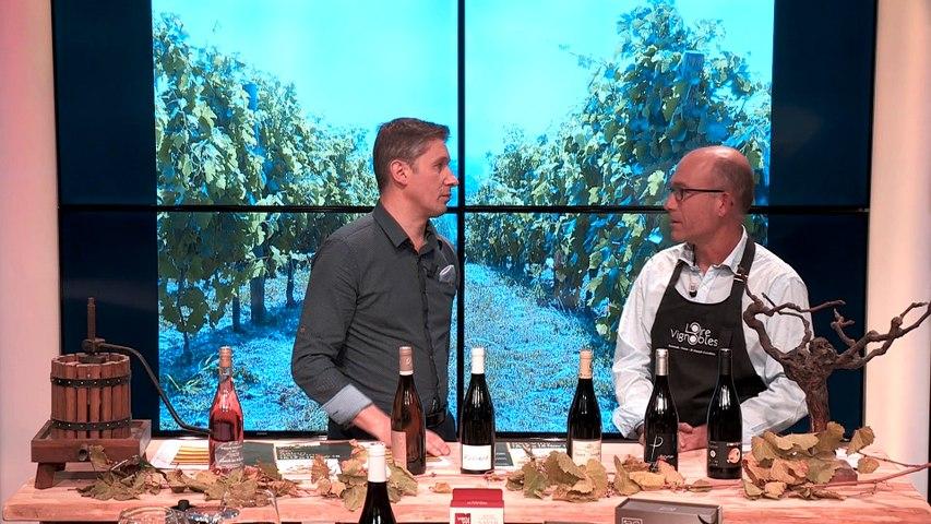 Goûtez aux terroirs viticoles Ligériens